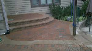 Unilock Patio Designs by Brick Paver Patio Design Installation And Maintenance Unilock
