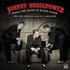 johnny horsepower band in black cd