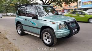 Favorito 1999 Suzuki Vitara - YouTube #WW49