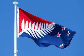 New Zeland Flag New Zealand Chooses New Silver Fern Flag In Preliminary Referendum