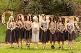 country wedding bridesmaid dress ideas 2013