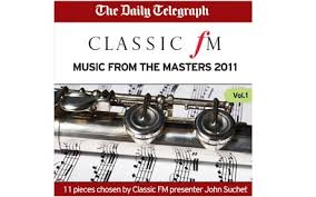 free classical cds with daily telegraph and sunday telegraph