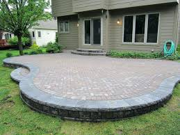 Large Pavers For Patio by Diy Paving Brick Patio Paver Patterns For Patios Installing Brick