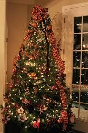country christmas tree burlap ribbon christmas tree burlap christmas tree ribbon gorgeous