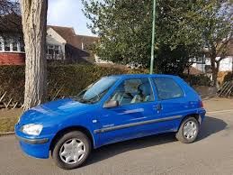 peugeot 106 1 1l 2003 in croydon london gumtree