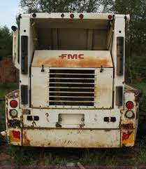 1993 fmc vanguard v3000sp street sweeper item b6883 sold