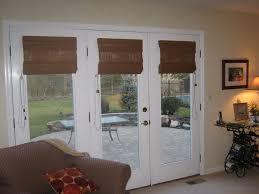 blinds on french doors door decoration
