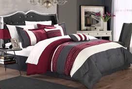 bedding set maroon bedding sets stunning on target bedding sets