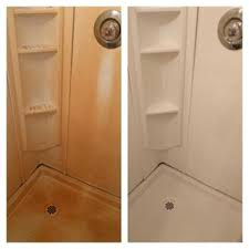 Soap Scum On Shower Door In The Bathroom How To Use Bar Keepers Friend