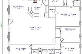 Barndominium Floor Plans Texas 37 Open Floor Plans House Plans 50x50 Ghar Planner Leading
