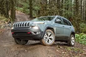 modified jeep cherokee 2015 jeep cherokee trailhawk review digital trends