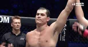 Light Heavyweight Champion Roger Gracie Fights For One Championship Light Heavyweight Title