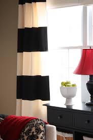 curtain style cotton curtains curtains and blinds gray striped