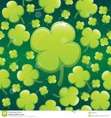 four leaf clover background eps royalty free stock images image
