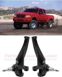 ford explorer torsion bar fabtech ford ranger 2wd torsion bar 3 lift spindles fts98300 73