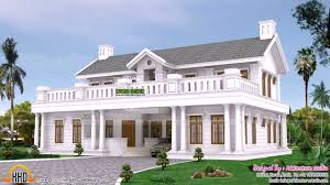 colonial house design in kerala