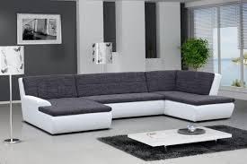 canape gris et blanc photos canapé gris et blanc design