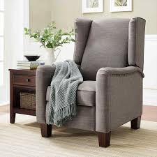 wingback recliners chairs living room furniture xqnlinfo