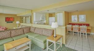 Suites Feature Separate Living Rooms With Sleeper Sofas To - Hotel rooms for large families