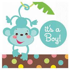 baby shower monkey monkey clipart for baby shower baby 20boy 20monkeys clip net