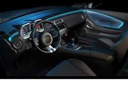 2010 camaro rs interior blue interior light dash replacement camaro5 chevy camaro