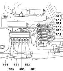volkswagen amarok u2013 fuse box diagram auto genius