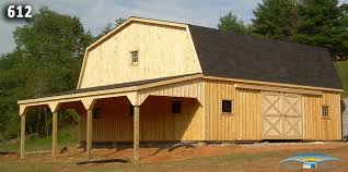 Hip Roof Barn Plans Barn With Living Quarters Barn Plans With Loft Horizon Structures