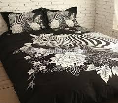 Zebra Bed Set Zebras Zebra Print Bedding Sets 100501000008 139 99