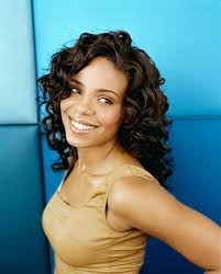 how to style meduim length african american hair anotherallergymom sanaa lathan medium length black curly hairstyles