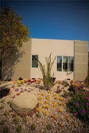 Front Yard Desert Landscape Mediterranean Exterior Desert Landscaping Ideas Landscaping Network