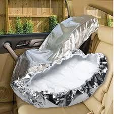 Universal Car Seat Canopy by Aliexpress Com Buy Universal Protective Silver Aluminium Car