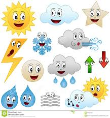 cartoon weather collection stock photography image 14106592