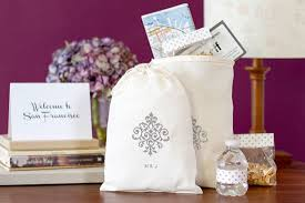 welcome baskets for wedding guests wedding welcome bags 7 tips for your out of towns guests