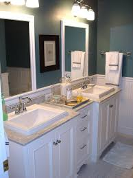 bathroom estate bathroom vanity with transitional style also art