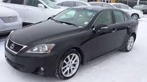 lexus certified pre owned black 2011 lexus is 350 awd luxury with
