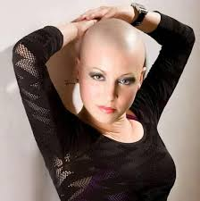 womens buzzed and bold haircuts 82 best buzz images on pinterest bald girl bald women and hair cut