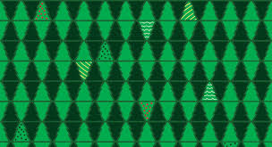 green christmas wrapping paper christmas tree pattern gift wrap tools and toys