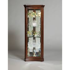 curio cabinet rooms to go curio cabinets at small corner