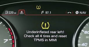 tire light on car audi s indirect tire pressure monitoring system why it makes good