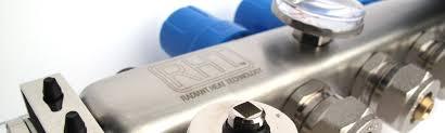 radiant heat water pump radiant floor heating pex piping infloor heat blueridge company