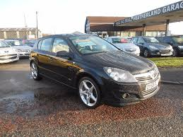 used vauxhall astra sri 2008 cars for sale motors co uk