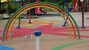 bentley park splashpad playground city of bixby