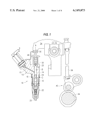 patent us6149073 ceramic plunger for internal combustion engine