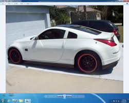 white nissan 350z modified 2005 nissan 350z enthusiast for sale lutz florida