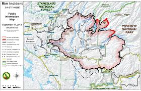 Usgs Wildfire Data by Monitoring The Impacts Of The Rim Fire On Tuolumne River Water Quality