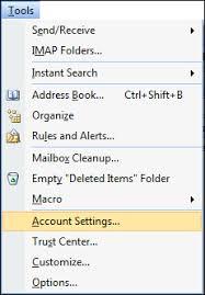 membuat yahoo mail via hp yahoo mail account to outlook 2007 using imap