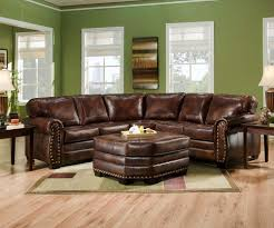 living room delightful leather recliner sectional sofa which