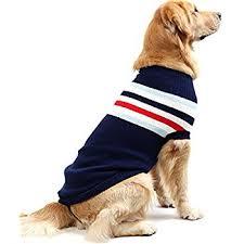 pet sweaters amazon com chilly boyfriend sweater x large pet