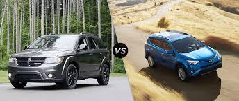 Dodge Journey Srt - 2016 dodge journey vs 2016 toyota rav4