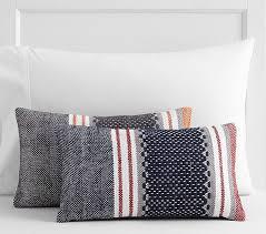 Chunky Woven Lumbar Decorative Pillow